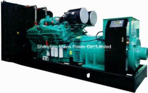 1200kw 1500kVA Cummins Diesel Generator Standby 1340kw 1675kVA Standby pictures & photos