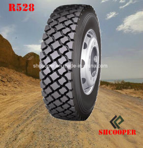 ROADLUX Tubeless Dive Truck Tyre with 2 Sizes (R528) pictures & photos