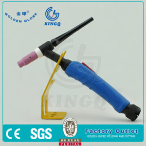 Kingq Wp - 18 TIG Arc Welding Torch with Collect Body, Gascket pictures & photos