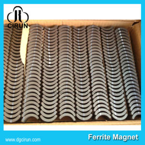 Arc Shaped Y30 Motor Ferrite Magent pictures & photos