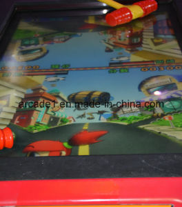 Interesting Whack-a-Mole Kid Hitting Rat Coin Operated Game Machine pictures & photos
