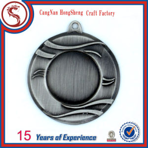 Stainless Steel Cmyk Printing Award Medal pictures & photos