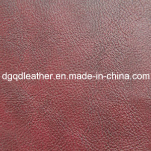 out Door Anti-UV 650 Hours PVC Leather (QDL-515020) pictures & photos