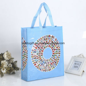 Useful Recycled Plastic Laminated PP Woven Bag pictures & photos
