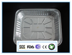 Pollution Free and Green Life Use Aluminum Foil Tray pictures & photos
