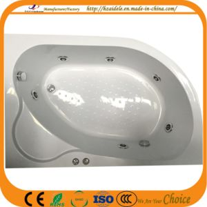 Acrylic Indoor Jacuzzi Bathtub (CL-337) pictures & photos