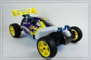1/10th Scale Remote Control Toy Nitro Model Car