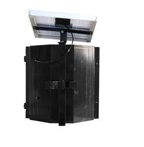 Energy Saving LED Solar Flashing Warning Light pictures & photos