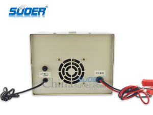 Suoer New 12V 24V Battery Charger 10A Li-ion Charger (A03) pictures & photos