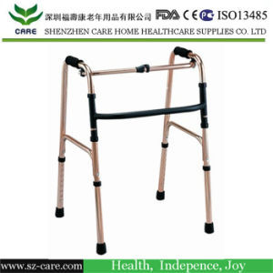 Reciprocating Aluminium Alloy Walker for Disabled People pictures & photos