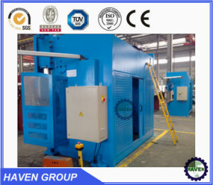 Hydraulic Press brake machine for stainless steel with CE standard pictures & photos