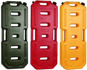Plastic Jerry Can / Plastic Fuel Tank (20L) pictures & photos