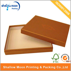 Embossing Eco-Friendly Paper Packaging Gift Box (AZ122536) pictures & photos