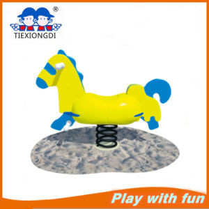 Kids Indoor Rocking Children Plastic Animal Rider pictures & photos