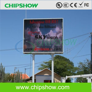 Chipshow P20 Full Color Outdoor LED Display in Panama pictures & photos