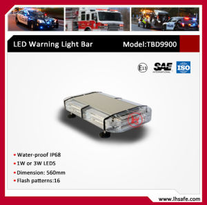 LED Mini Warning Light Bar (TBD9900) pictures & photos