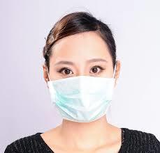 Medical Supplies Non Woven 3 Ply Earloop Disposable Face Mask pictures & photos