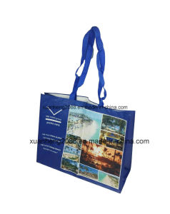 Recycled Laminated PP Woven Bag pictures & photos