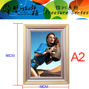 A2 Aluminum Picture Frame Advertising Display pictures & photos