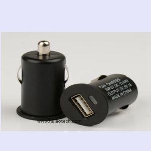 Hot Sale Car Adapter Power Charger with USB Port for Mobile Phone, Car Black Box, GPS Navigation pictures & photos