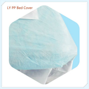 Ly Hospital/ Beauty Salon Use PP Bed Cover pictures & photos