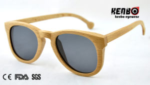 New Coming Fashion Wooden Sunglasses (Optical frame) CE. FDA. Kw023 pictures & photos
