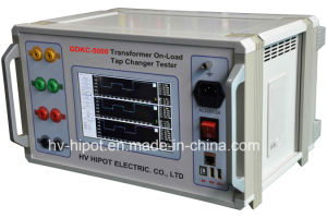 GDKC-5000 Transformer on-Load Tap Changer Tester pictures & photos