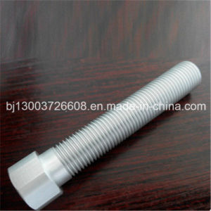 CNC Machining Aluminum Part with Anodic Oxidation pictures & photos