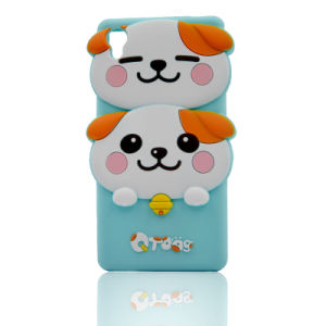 Silicone Cartoon Phone Case for Samsung Galaxy J5 J7 J510 J710 Cell Phone Accessories (XSDW-019) pictures & photos
