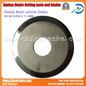 Circular Round Knife Blade for Cutting Paper pictures & photos