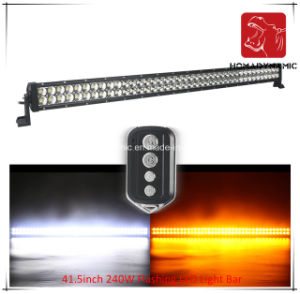 LED Car Light of 31.5 Inch 180W Flashing LED Light Bar Waterproof for SUV Car LED off Road Light and LED Driving Light pictures & photos