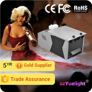 Yuelight Large Capacity Stage Chemical Liquid Ground 3000W Fog Machine for Wedding Event pictures & photos