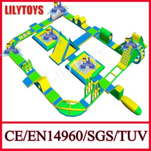 Exciting! ! Newest Inflatable Floating Water Park Water Sports Equipment for Sea/Lake (Lilytoys-WP36) pictures & photos