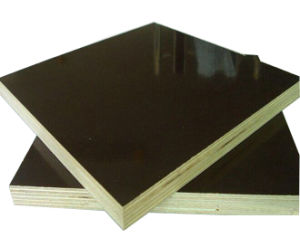 High Quality Black Film Faced Plywood for Construction pictures & photos