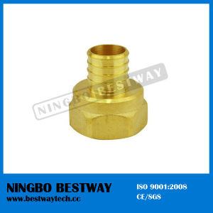 Lead Free Brass Pex Female Adapter Pipe Fitting pictures & photos
