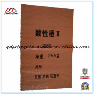 Plastic OPP Woven Bag for Packing Fertilizer with High Quality pictures & photos