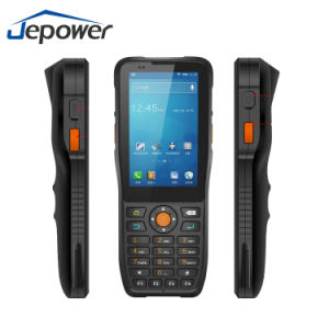 IP65 Rugged Useful Android Handheld PDA Barcode Reader Ticket Scanner pictures & photos