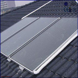 100L Solar Water Heater System with Flat Plate Collector pictures & photos