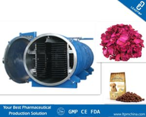 Commercial Vacuum Freeze Drying Machine for Pet Food pictures & photos
