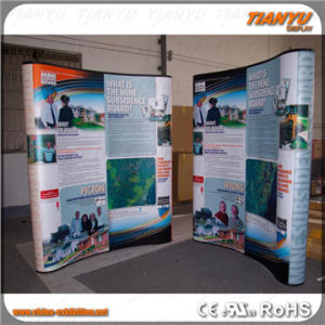 China Fashion Outdoor Trade Show Display Exhibition Booth System