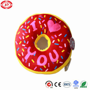 Donut Super Soft Printed Bread 100% PP Cotton Stuffed Cushion pictures & photos