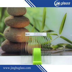 3mm 4mm 5mm Decorative Clear Tempered Patterned Glass for Door Window pictures & photos
