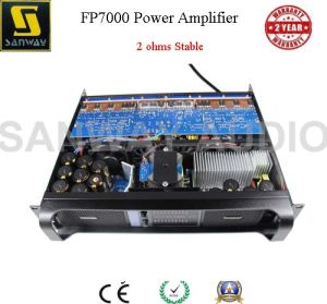 Fp7000 2 CH Professional Stereo Karaoke Amplifier pictures & photos