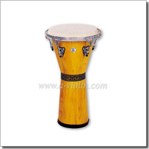 True Skin Goat Heads Djembe Drums (ADJC200NL) pictures & photos