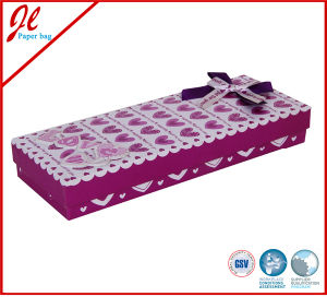 Wedding Cute Hard Paper Cosmetic Boxes / Packing Box / Storage Boxes pictures & photos