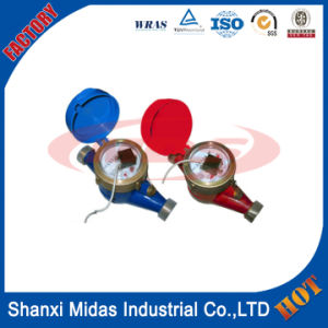 Multi-Jet Dry Type Vane Wheel Pulse Transmitting Cold (Hot) Water Meter pictures & photos