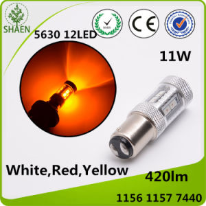 LED Car Light 12V Amber 5630 Chip pictures & photos