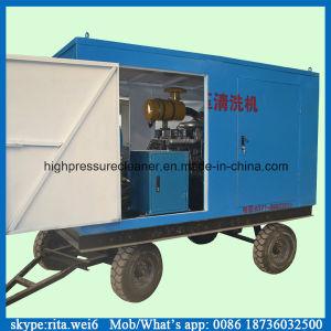 Diesel Engine High Pressure Water Pressure Drain Cleaner pictures & photos
