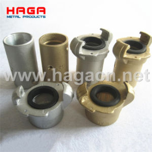 Brass/Nylon Sandblast Coupling for Use on Sand Blast Hose pictures & photos