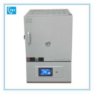 Heating Treatment Pyrolysis Box Fire Assay Furnace with Viewing Window pictures & photos